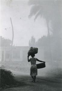 A Manakara en noir et blanc