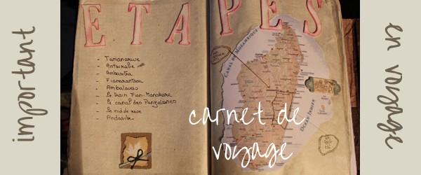 Pourquoi un carnet de voyage est-il si important pour le voyage ?