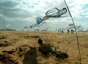 Réfugiés libyens de Choucha - Zoo Project