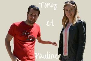 Tony et Pauline, ou comment partager des reves de voyage