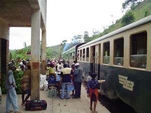train FCE fianarantsoa manakara