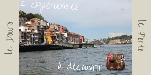 Le Douro et le Porto 2 expériences à découvrir