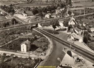 Chagny N6 Pont de Paris