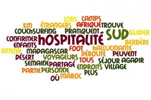 hospitalite des etrangers