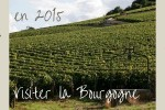 Pourquoi visiter la Bourgogne ?