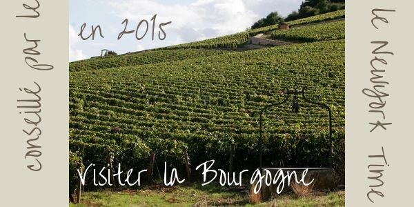 Pourquoi visiter la Bourgogne en 2015 ?