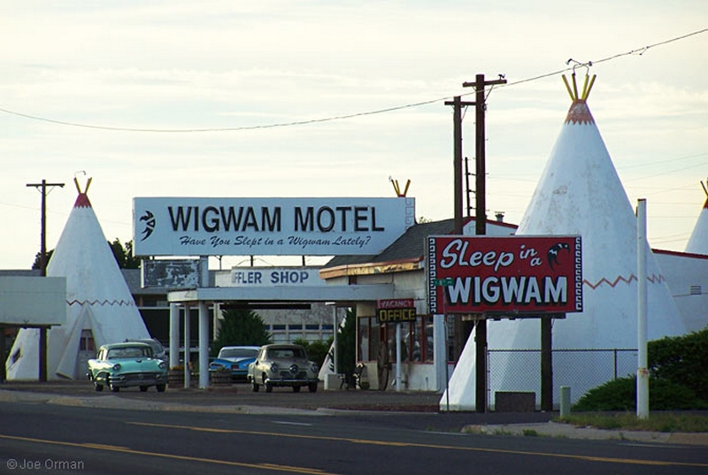 Wigwam Village Motel à Holbrook